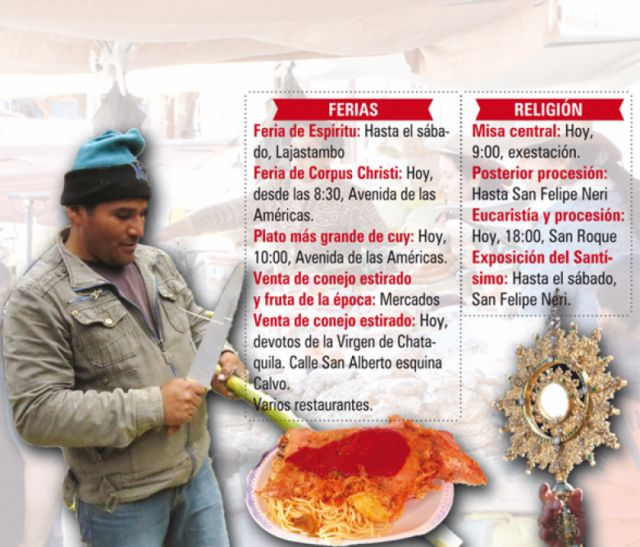 Corpus: Iglesia resalta el compromiso social