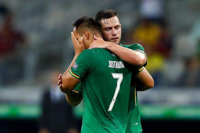 Bolivia le dice adiós a la Copa América con una nueva derrota (1-3)