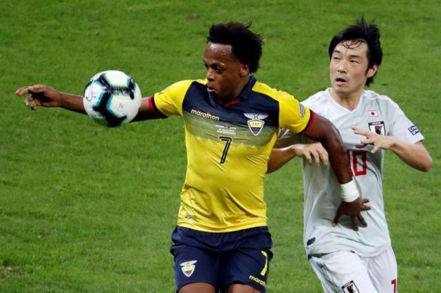 Paraguay avanza a cuartos merced al empate entre Ecuador y Japón