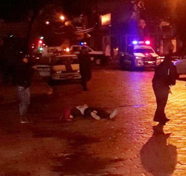 Asesinan a tiros al vicepresidente de Blooming