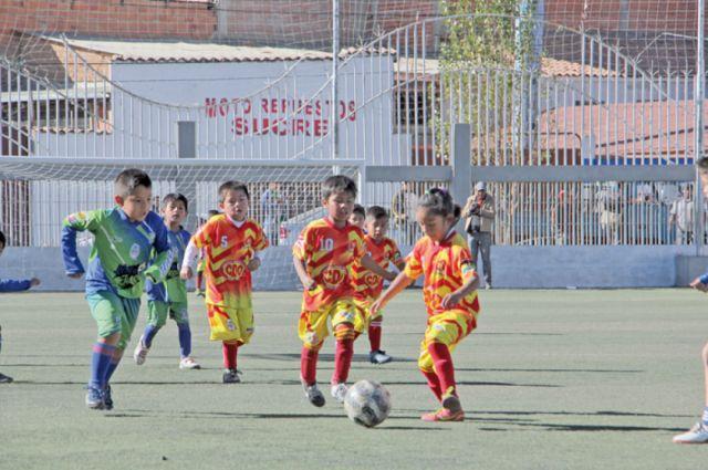 Jornada final en fútbol