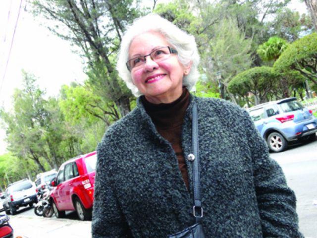 García Meza de Pacheco será reconocida en EEUU
