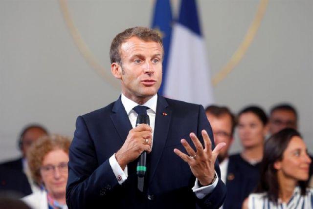 Macron promete movilización internacional por incendios en Amazonía