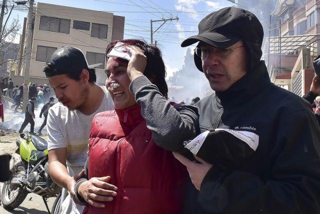 Al menos 50 heridos tras enfrentamientos entre vecinos y choferes