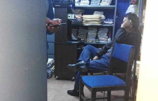 Juan Michel es aprehendido en Sucre por los audios de cuoteo de cargos en el Órgano Judicial
