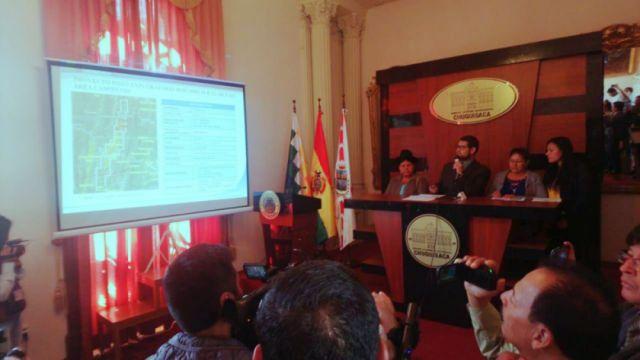 Hidrocarburos: Anuncian exploración en el área Caipipendi