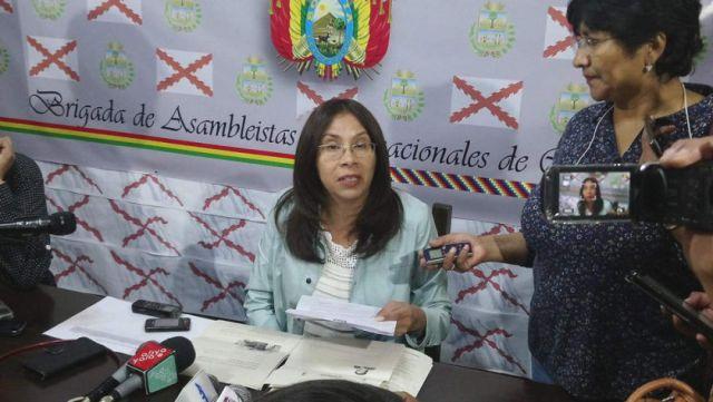 Millares admite responsabilidad de la oposición en ley de chaqueos y desmontes
