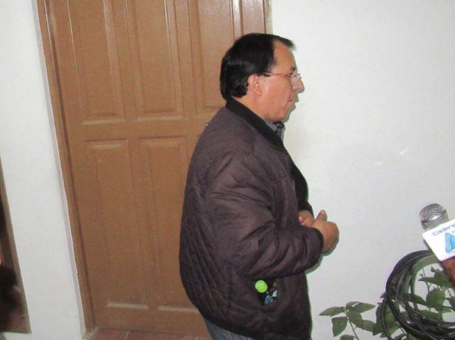 Justicia determina detención preventiva de Juan Michel en San Roque