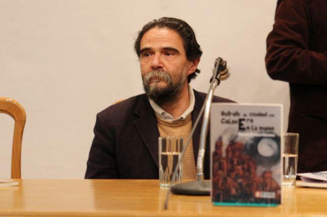 Máximo Pacheco invita a reencontrarse en novela