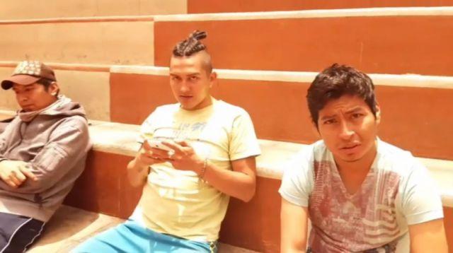 Potosinos acogen a jóvenes de Sucre - Correo del Sur