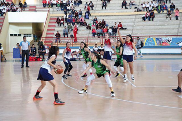 Sucre: Deportes de conjunto reinician torneos - Correo del Sur