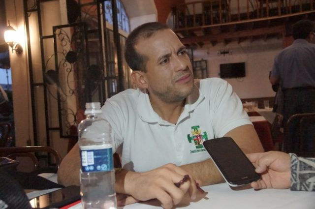 Camacho llega a Sucre y se reúne con varios sectores de la ciudad - Correo del Sur