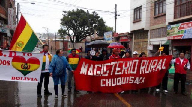 Arranca en Monteagudo el Congreso Nacional del Magisterio Rural