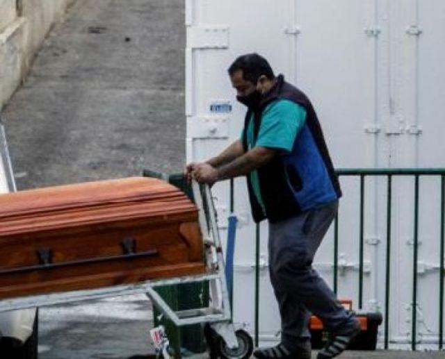 Familiares Abren Ata U00fad De Fallecido Por Covid 19 En