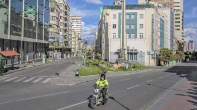 Autoridades descartan cuarentena en La Paz - Correo del Sur