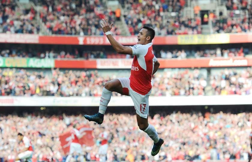 Arsenal derriba a United