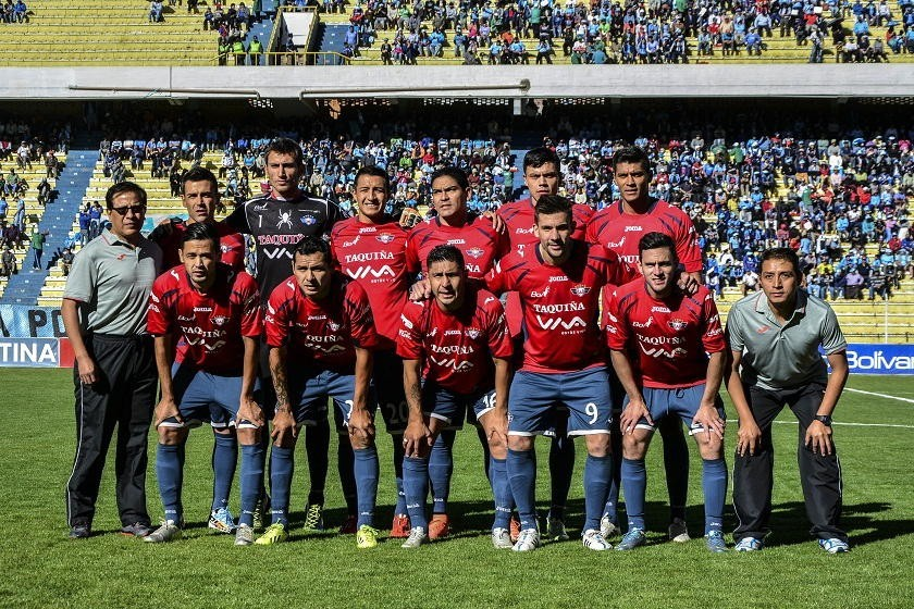 El imparable Wilstermann golea a Sport Boys