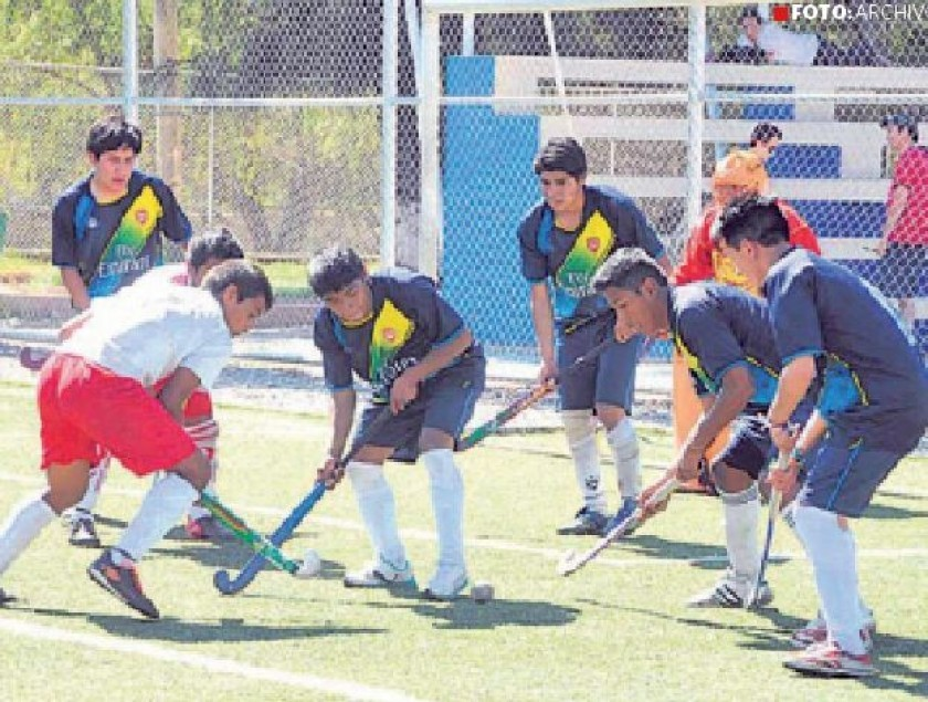 El turno del hockey