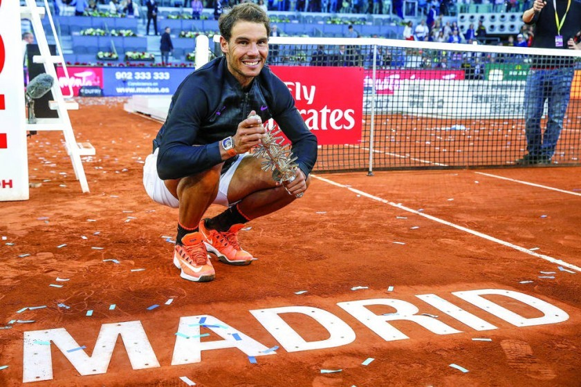 Nadal intratable
