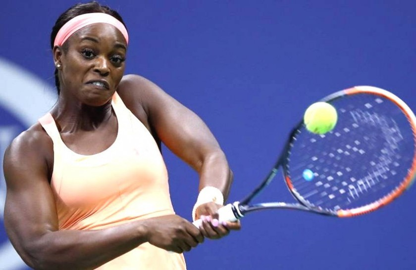 Sloane Stephens, campeona del Abierto tras imponerse a Madison Keys