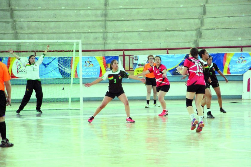 Handball apunta a la Capital