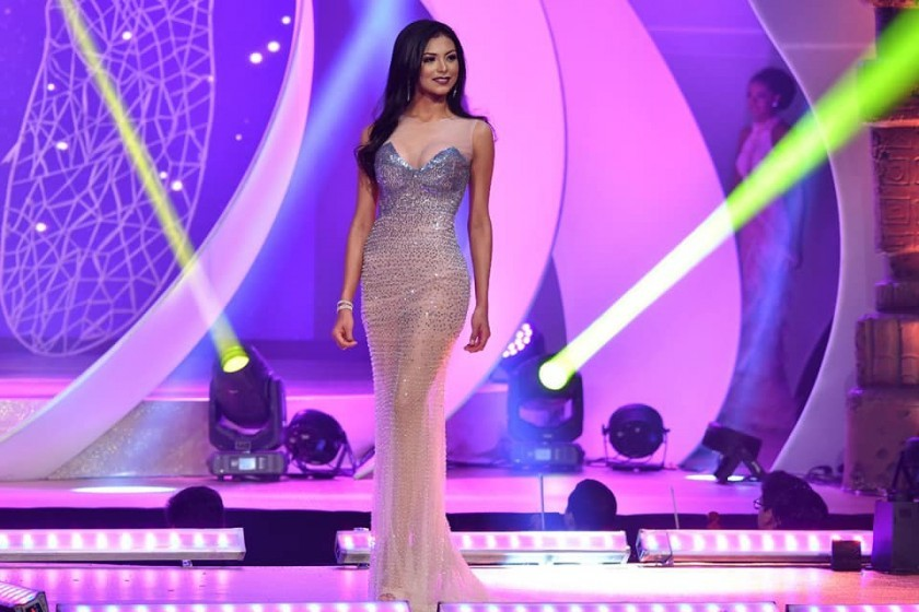 Miss Chuquisaca busca brillar en el Miss Grand Internacional