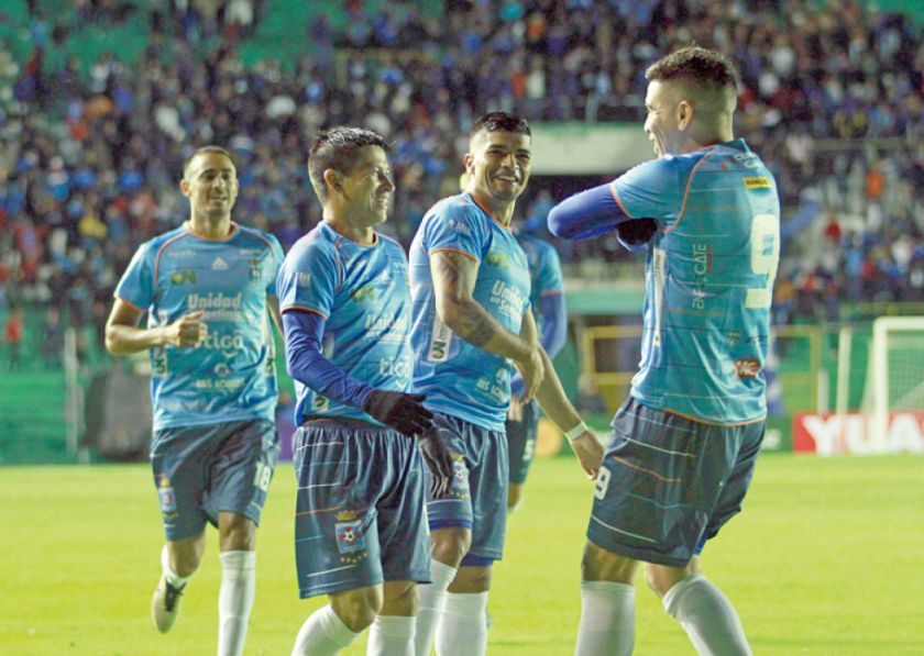 Blooming sigue imparable