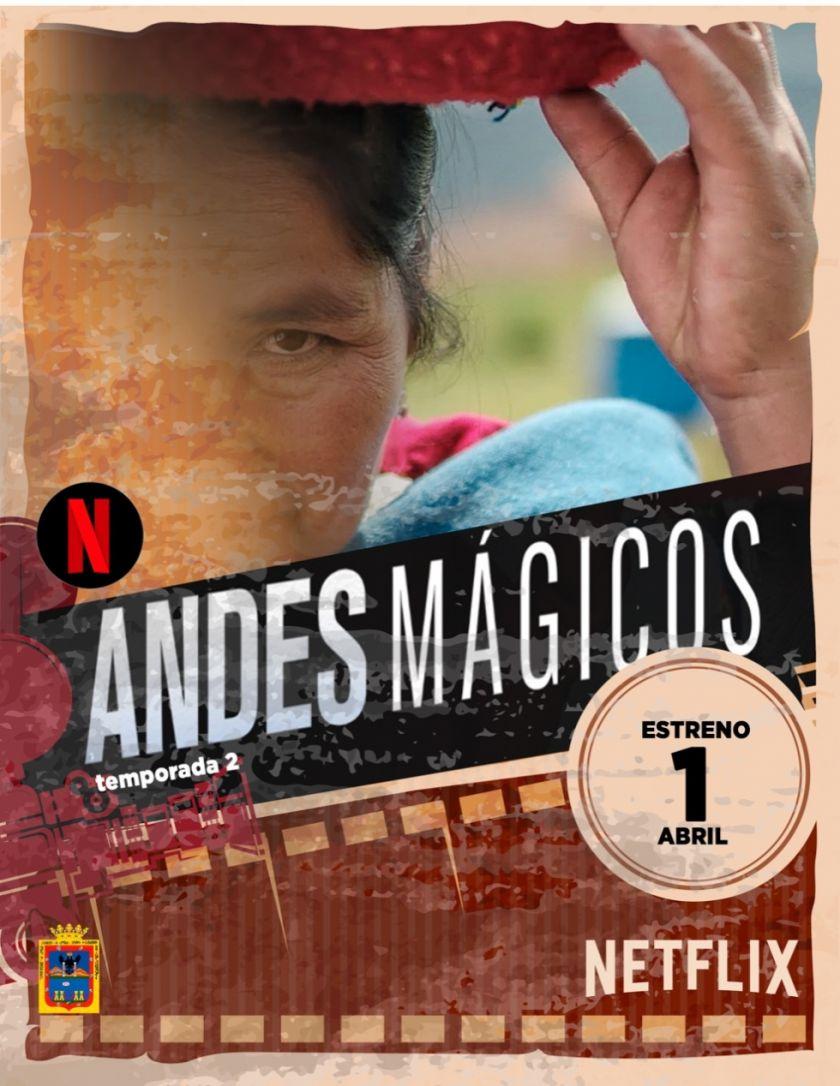 """Netflix estrena temporada de """"Andes Mágicos"""" que dedica a Sucre y sus alrededores"""