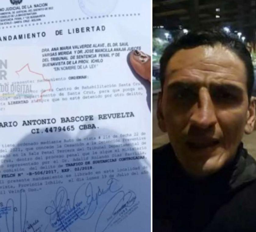 Denuncian detención de integrante de la Resistencia Juvenil Cochala cuando salía de la cárcel