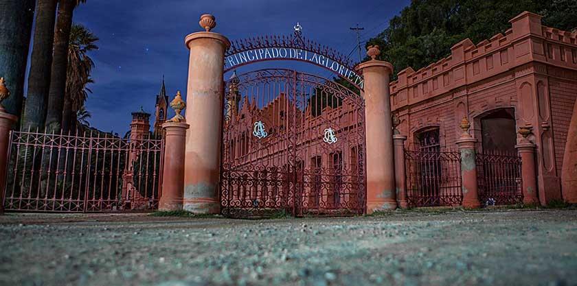 ¿Actividad  paranormal en La Glorieta y el Liceo Militar?