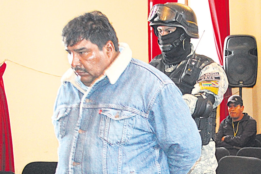 Les dan arresto domiciliario a cabecillas de atracadores