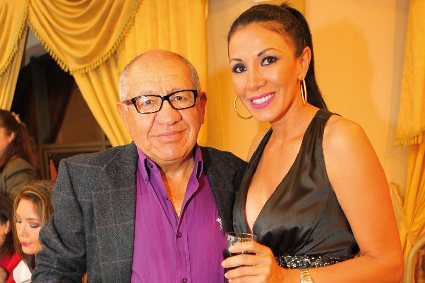 Jaime Buhezo Cabrera y Carla Molina
