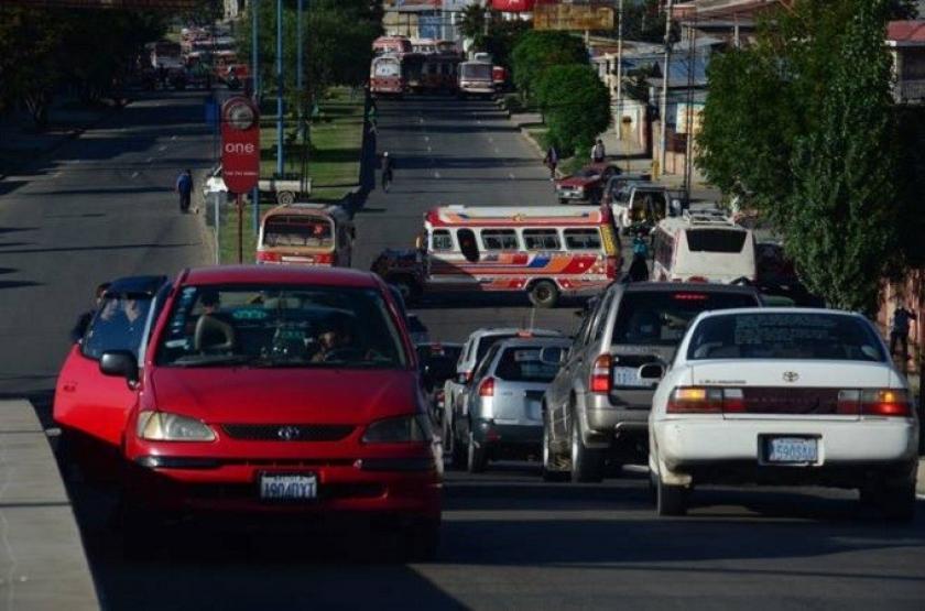 Los transportistas federados tienen varias peticiones. Foto: Los Tiempos