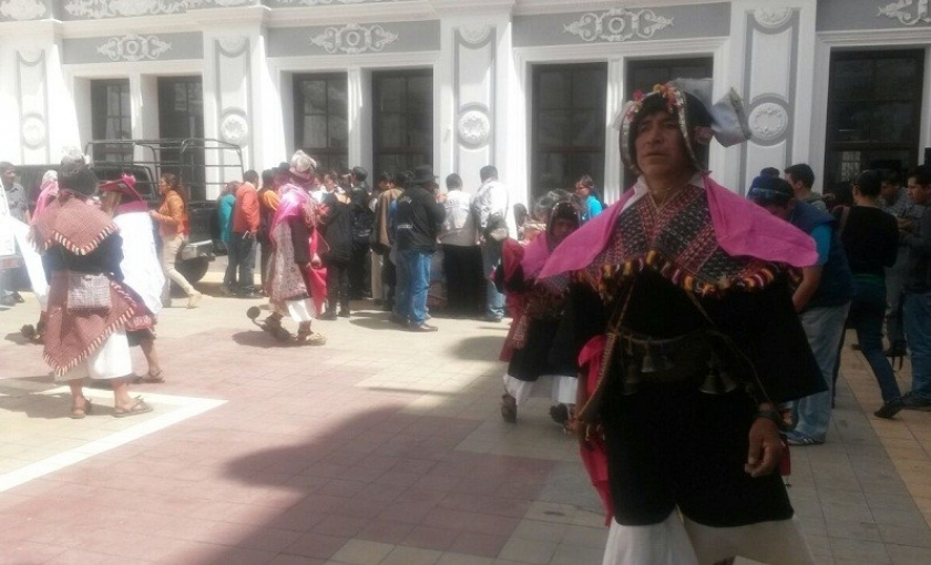 El lanzamiento se realizó este viernes en la Gobernación. Foto: CORREO DEL SUR