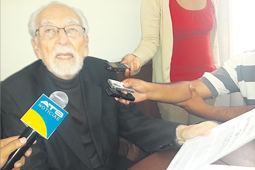Belaunde tiene detención en casa por otros 60 días