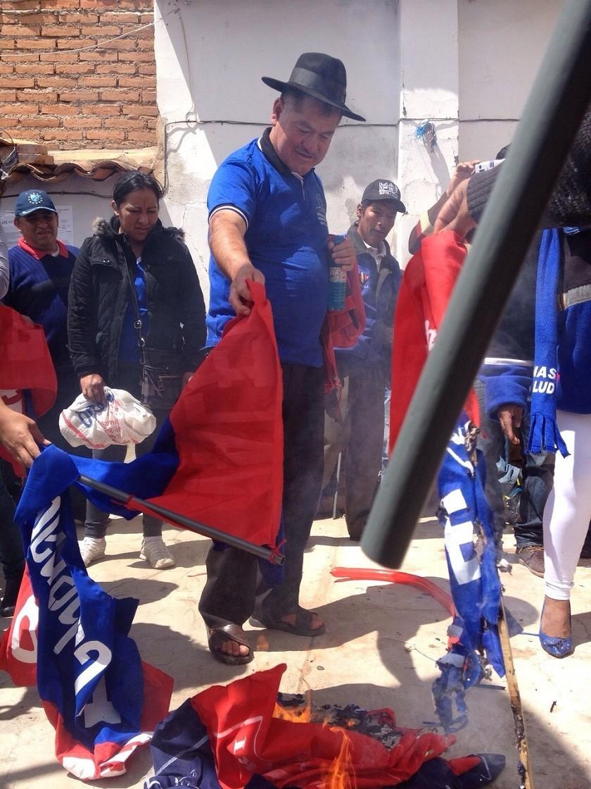 Adrián Valeriano vuelve a filas del MAS. Foto: Gentileza