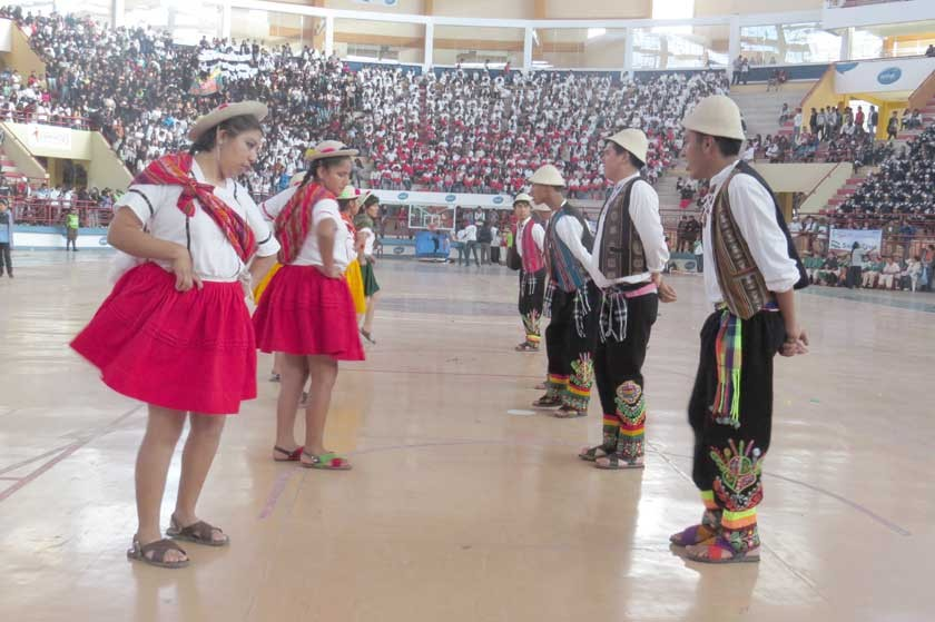Nacional de danza supera barreras