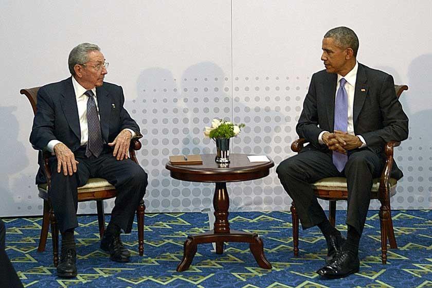 EE.UU. y Cuba rompen el hielo