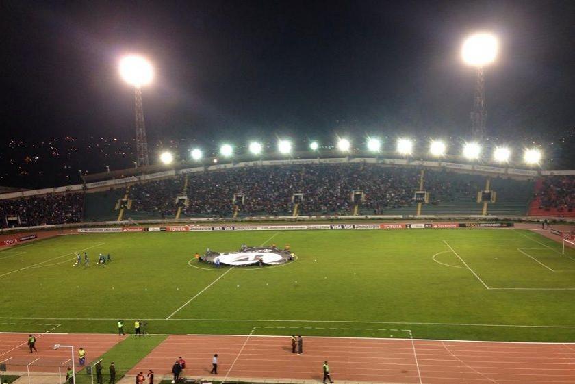 Universitario alcanzó su primer triunfo en condición de local en la Copa Libertadores. Foto: CORREO DEL SUR