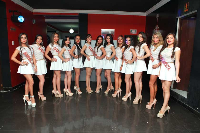 Miss Chuquisaca reúne a 14 bellezas
