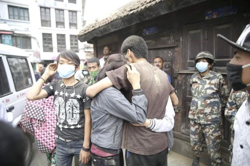 Fuentes oficiales indican que las cifras de heridos y muertos va en ascenso.  Foto: EFE