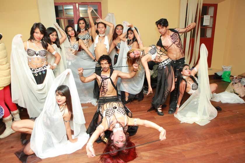 Escuela de danza RADAR.