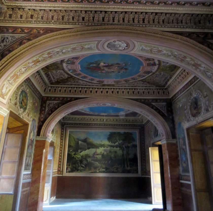 Palacete espera a Evo