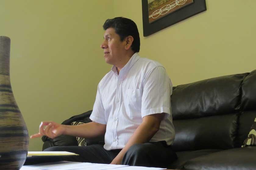 Arciénega jura el 29 de mayo y confirma traslado del Ejecutivo