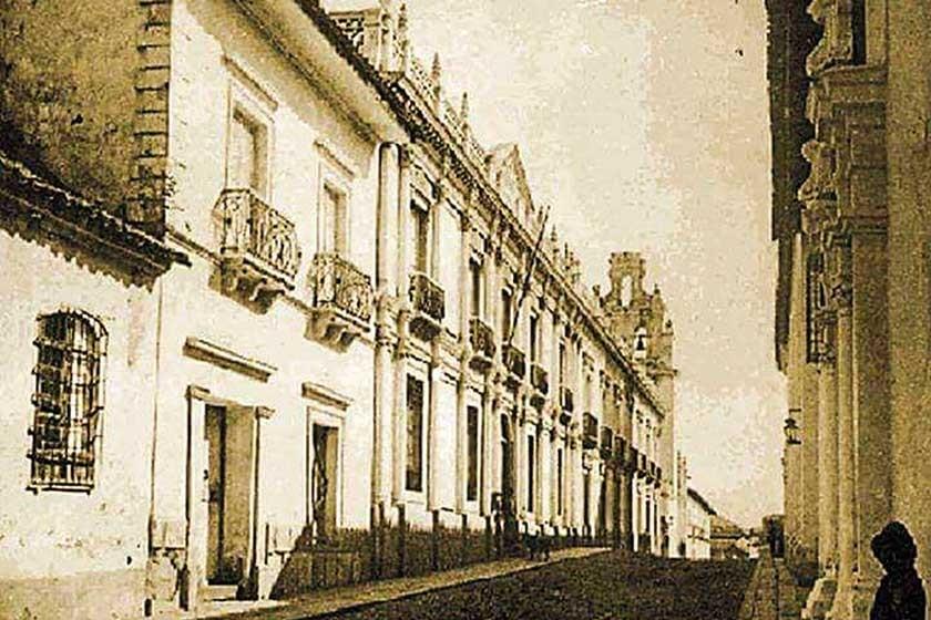 La belleza de la arquitectura de Sucre permanece