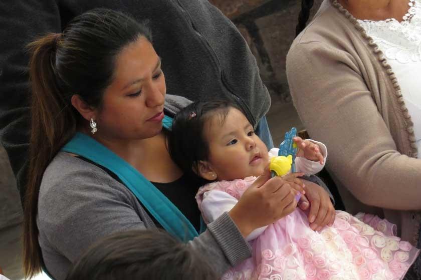Festejo y reflexión en el Día de la Madre