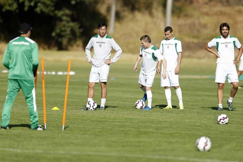 Bolivia debuta en Copa América