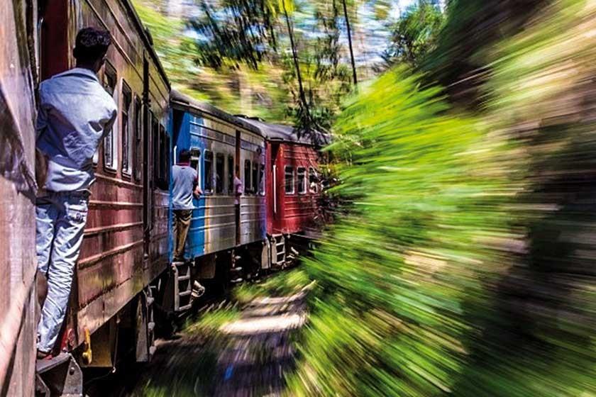 """""""Viaje en tren"""""""