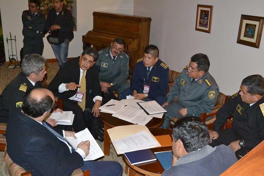 Acuerdos cerrarán trabajo binacional de Perú y Bolivia