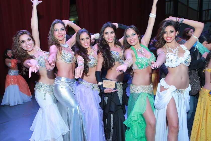 Tarija: Bellyart Academia de Danzas.